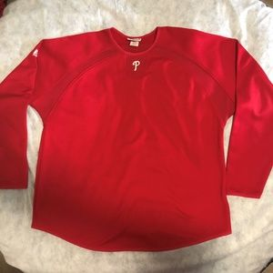 Majestic Philadelphia Phillies MLB Long Sleeve